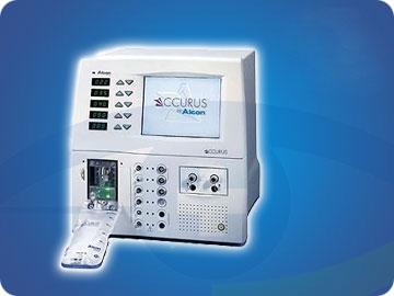 ACCURUS 400VS 玻璃体视网膜手术系统